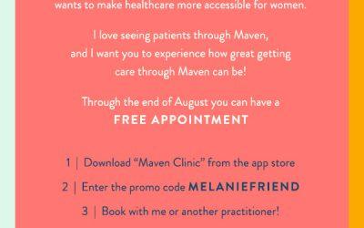 Maven Clinic Coupon